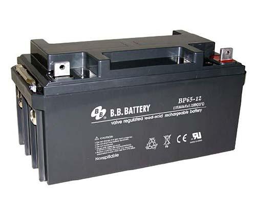 Аккумуляторная батарея B.B.Battery BP 65-12