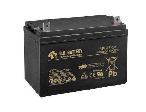 Аккумуляторная батарея B.B.Battery BPL 85-12