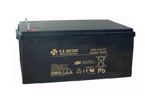 Аккумуляторная батарея B.B.Battery BPL 210-12