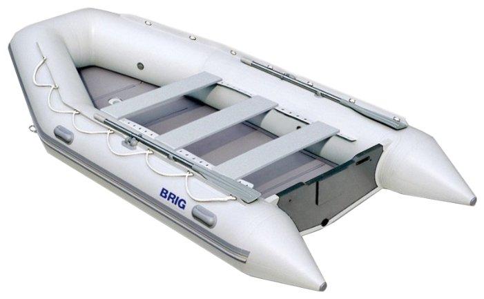 Лодка надувная BRIG B420 серия Baltic