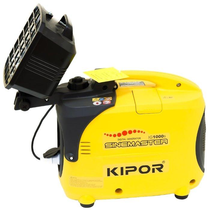 Бензогенератор инверторного типа Kipor IG1000s