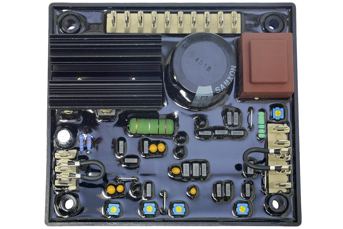 Регулятор напряжения Leroy-Somer R438/ R438 AVR