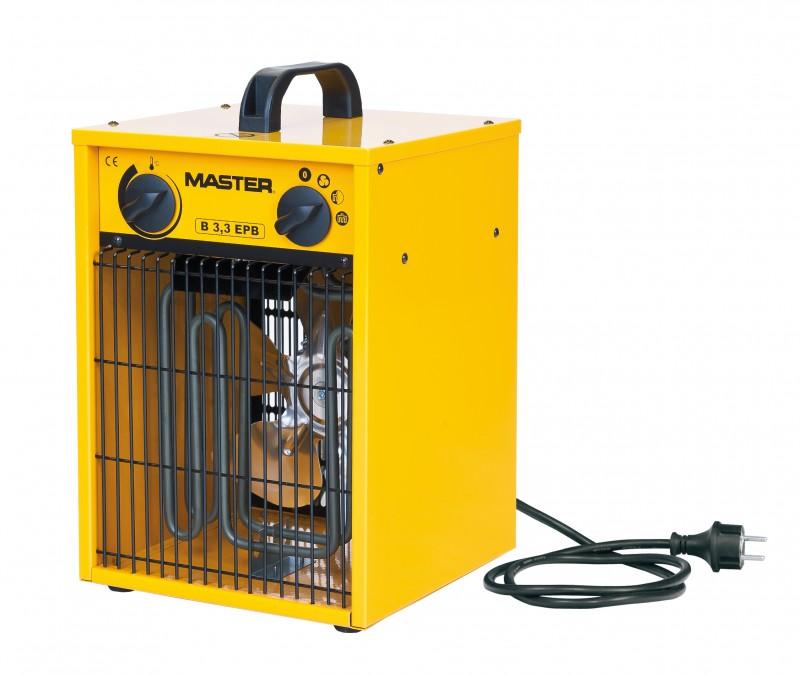 Электрический нагреватель воздуха MASTER B 3.3