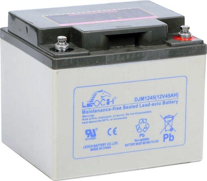 Аккумуляторная батарея Leoch Battery DJM 1245
