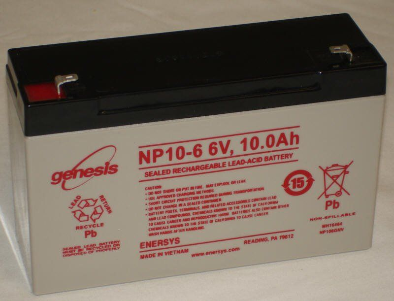 Аккумуляторная батарея EnerSys Genesis NP10-12