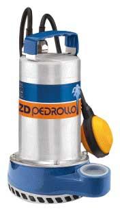 Дренажный насос Pedrollo ZDm 1 AR-Е