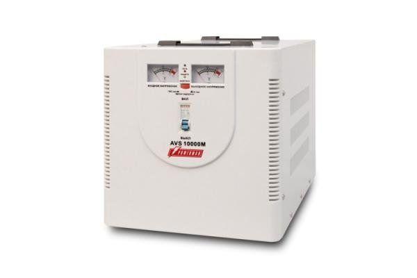 Однофазный стабилизатор напряжения POWERMAN AVS 10000M