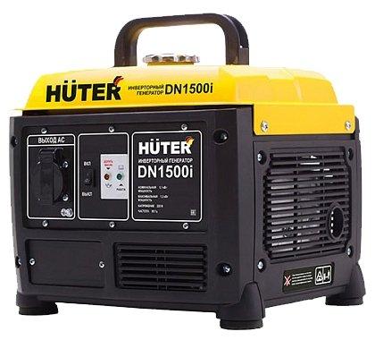 Бензиновый инверторный генератор Huter DN1500i