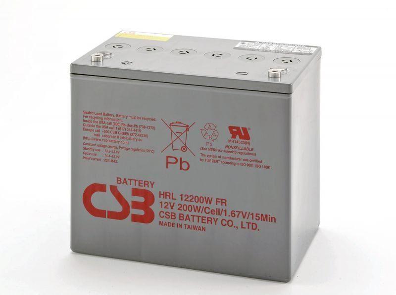 Аккумуляторная батарея CSB HRL 12200W