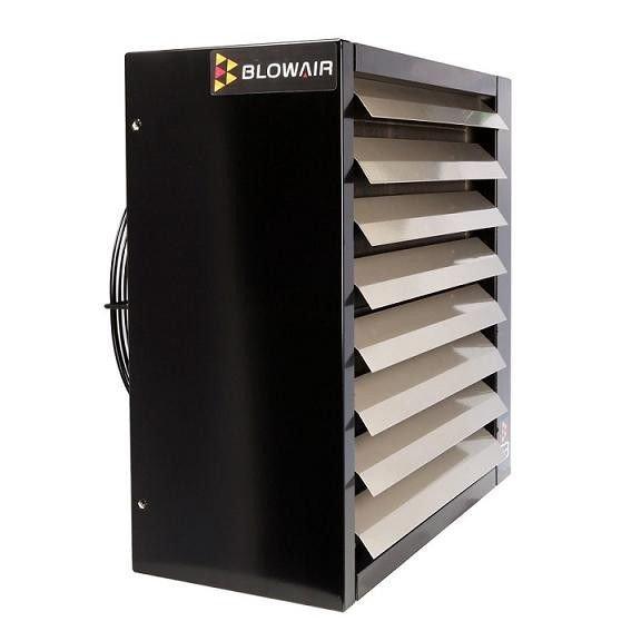 Водяной калорифер с вентилятором Blowair S1