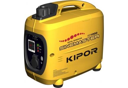 Бензогенератор инверторного типа Kipor IG1000