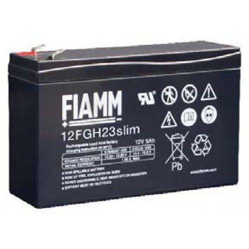 Аккумуляторная батарея FIAMM 12FGH23 Slim