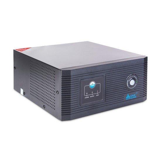 Инвертор SVC DIL-1200, 1200ВА / 1000Вт, 220В, 50Гц, 3 мс, чёрный, 290*255*120 мм