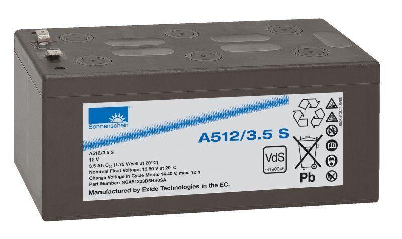 Аккумуляторная батарея SONNENSCHEIN A 512/3.5 S