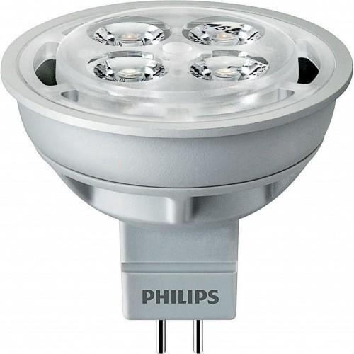 Светодиодная (LED) лампа Philips Essential LED 4.2-35W 2700K MR16 24D