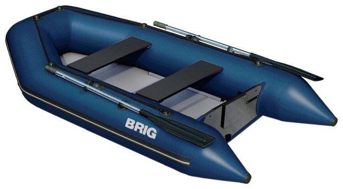 Лодка надувная BRIG D265W серия DINGO