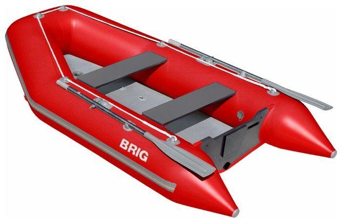 Лодка надувная BRIG D285W серия DINGO