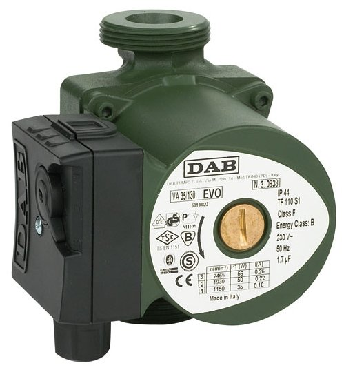 Циркуляционный насос DAB VA 25/180 X