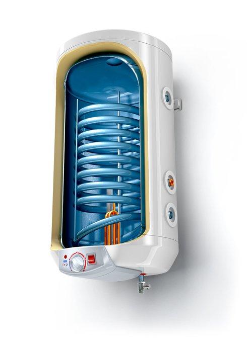 Водонагреватель накопительный комбинированный TESY GCVS 1004420 B11 TSRC (GCVS 1004520 B11 TSR)