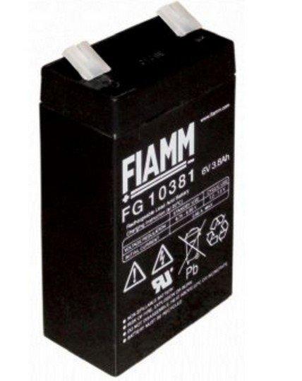 Аккумуляторная батарея FIAMM FG 10381