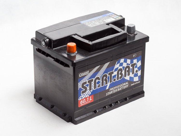 Аккумуляторная батарея START.Bat 60 п.п.
