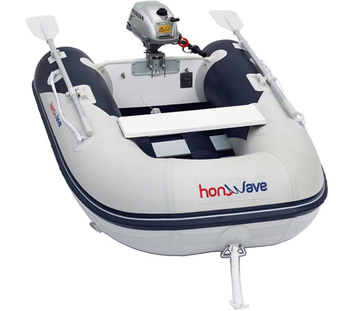 Надувная лодка Honda Honwave T20 SE2
