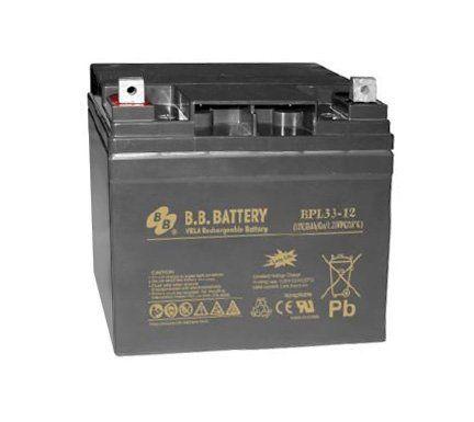 Аккумуляторная батарея B.B.Battery BPL 33-12