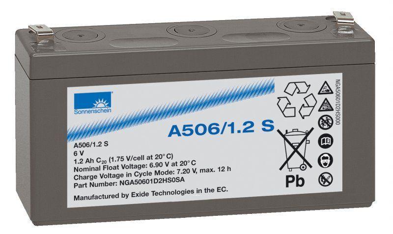 Аккумуляторная батарея SONNENSCHEIN A 506/1.2 S