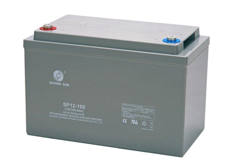Аккумуляторная батарея Sacred Sun SP12-100