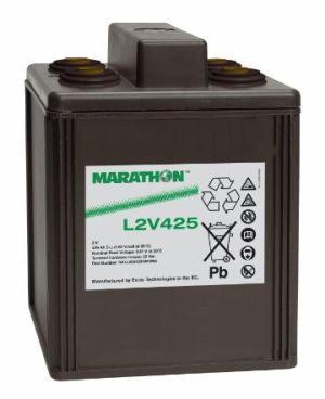 Аккумуляторная батарея MARATHON L 2V 425 (L 2/425)