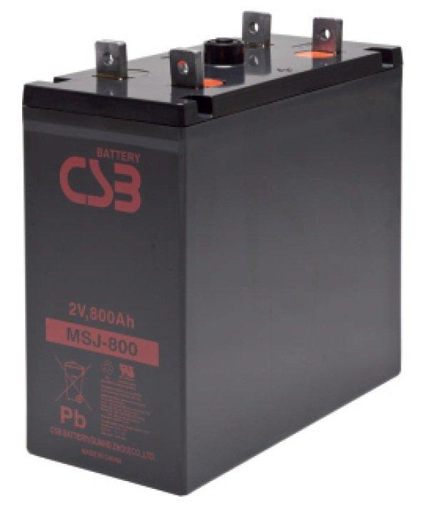 Аккумуляторная батарея CSB MSJ 800