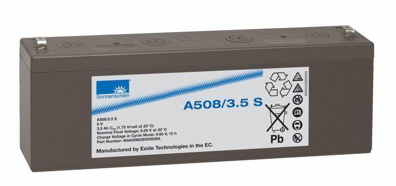 Аккумуляторная батарея SONNENSCHEIN A 508/3.5 S