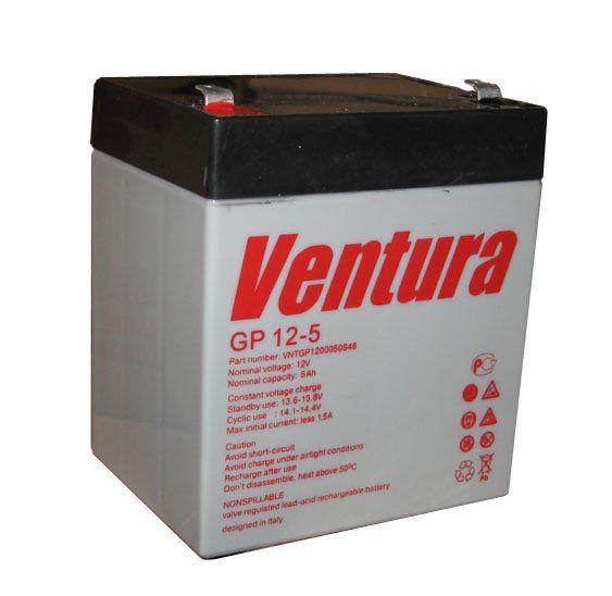 Аккумуляторная батарея VENTURA GP 12-5