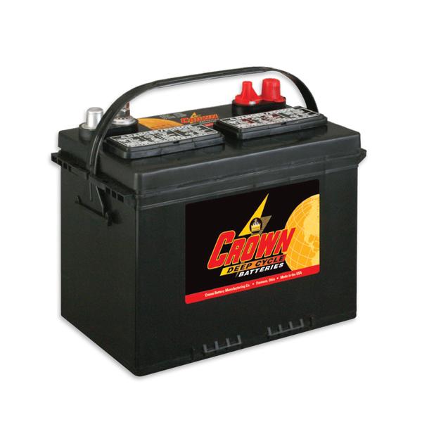 Тяговый аккумулятор CROWN 24DC95