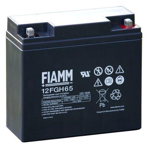 Аккумуляторная батарея FIAMM 12FGH65