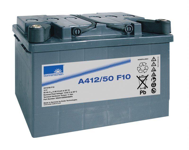 Аккумуляторная батарея SONNENSCHEIN A 412/50.0 F10