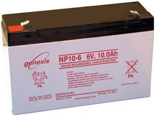 Аккумуляторная батарея EnerSys Genesis NP10-6