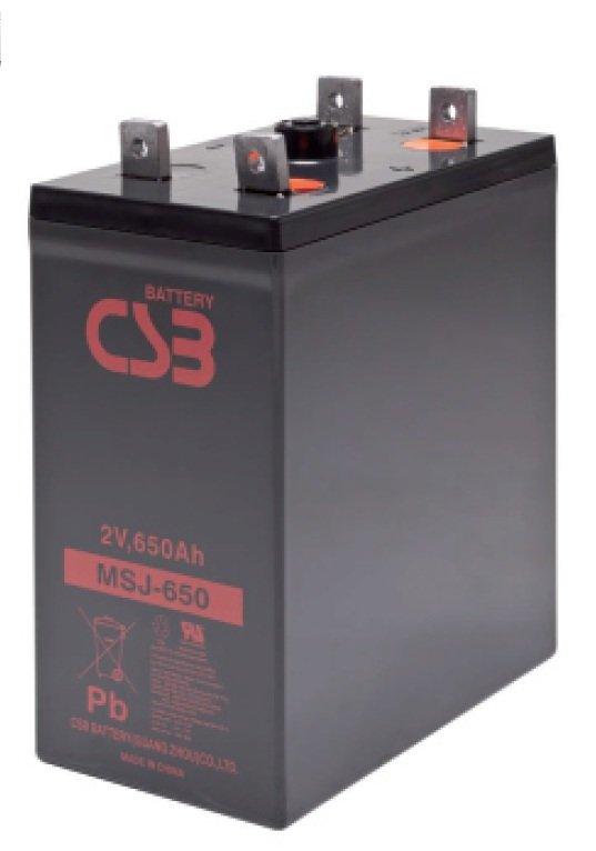 Аккумуляторная батарея CSB MSJ 650