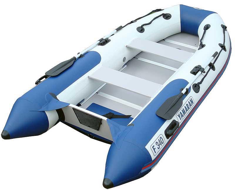 Надувная лодка YAMARAN F340