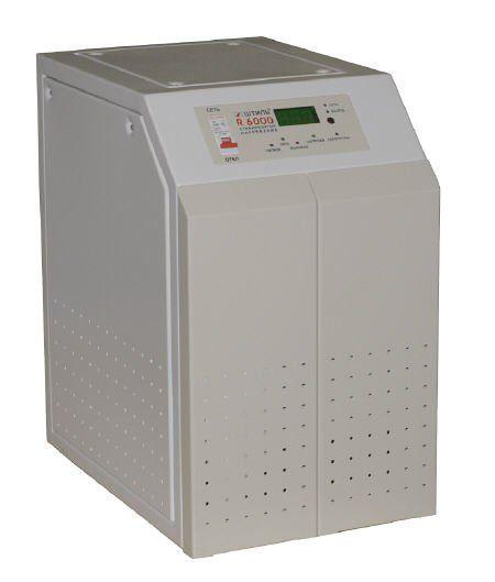 Однофазный стабилизатор напряжения ШТИЛЬ R 6000
