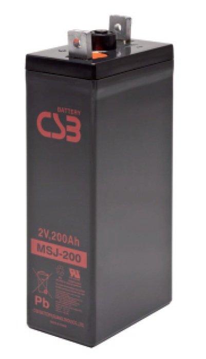 Аккумуляторная батарея CSB MSJ 200