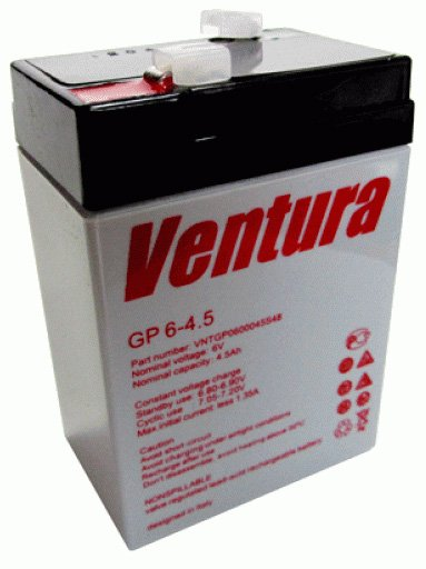 Аккумуляторная батарея VENTURA GP 4-4
