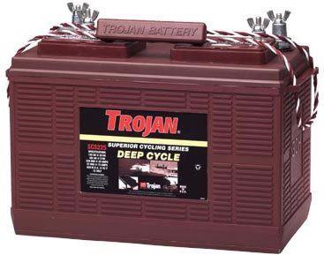 Аккумулятор для лодочных моторов Trojan SCS225