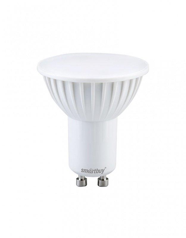 Светодиодная (LED) Лампа Smartbuy-Gu10-05W/3000 (SBL-GU10-05-30K-N)