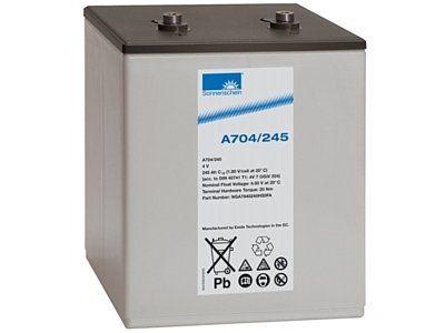 Аккумуляторная батарея SONNENSCHEIN A 704/245