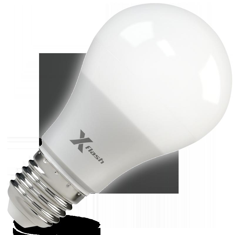 Светодиодная (LED) лампа X-Flash серия Smart XF-E27-TLL-A60-P-10W-4000-220V (46676)