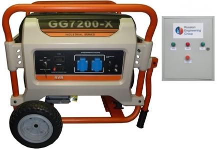 Газовый генератор REG GG7200-X