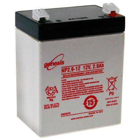 Аккумуляторная батарея EnerSys Genesis NP2.9-12