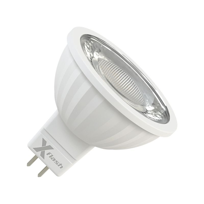 Светодиодная (LED) лампа X-flash XF-MR16-P-GU5.3-8W-4000K-220V (47284)