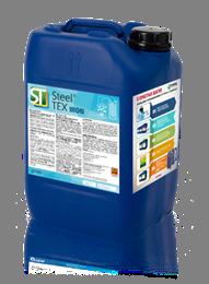 Жидкость для промывки теплообменника STEELTEX® IRON 10 кг